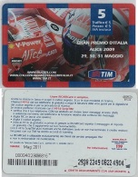 RICARICA USATA TIM MGP5-C Mag 2011 4904 - [2] Sim Cards, Prepaid & Refills