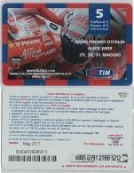 RICARICA USATA TIM MGP5-C Mag 2011 5212 - [2] Sim Cards, Prepaid & Refills