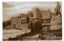 MONACO - N° 36 - PALAIS DU PRINCE - REAL PHOTO - CPA NON VOYAGEE - Fürstenpalast