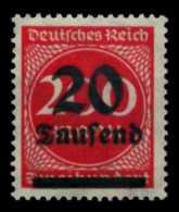D-REICH INFLA Nr 282II Postfrisch X6D619E - Germany
