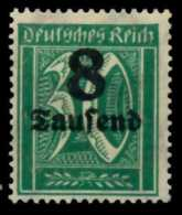 D-REICH INFLA Nr 278Y Postfrisch X6D6192 - Germany
