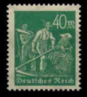 D-REICH INFLA Nr 244b Postfrisch Gepr. X6D6352 - Germany