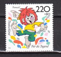 Germany Deutschland 1998,1V,set,Pumuckl,mascotte,football,fussball,voetbal,fútbol,calcio ,MNH/Postfris(A2786)