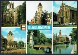 DENDERMONDE / TERMONDE - 6 Vues Diverses - Non Circulé - Not Circulated - Nicht Gelaufen. - Dendermonde
