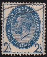 Great  Britain   .   Yvert  182       .        O               .                  Cancelled - 1902-1951 (Koningen)
