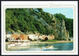 DINANT - La Meuse Et La Roche à Bayard - Non Circulé - Not Circulated - Nicht Gelaufen. - Dinant