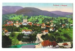 13054  Cpa  FORBACH I. Murgtal - Forbach