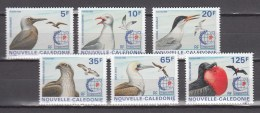 New Caledonia 1995,6V,set,birds,vogels,vögel,oiseaux,pajaros,uccelli,aves,MNH/Postfris(A2793) - Oiseaux