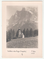 ° Autriche - Austria - Kirchlein In Den Bergen - Verlag: Dr. A. DEFNER, N° A1558 - 10,5 X 15 Cm - Autriche