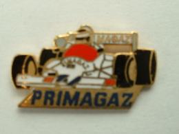 Pin´s FORMULE 3 PRIMAGAZ - F1