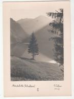 ° Autriche - Austria - Mendstille ( Vilsalpsce ) - Verlag: Dr. A. DEFNER, N° AF 10 - 10,5 X 15 Cm - Autriche