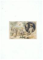 CARTE POSTALE THEATRE DES VARIETES M. DE LA PALISSE BRASSEUR PAUL BOYER  CARTE HENRIOT 1904 - Théatre & Déguisements
