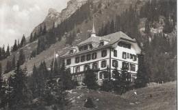 BREITLAUENALP → Hotel Kurhaus Breitlauenalp Anno 1923 - BE Berne
