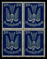 D-REICH INFLA Nr 217b Postfrisch VIERERBLOCK X722206 - Germany