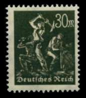 D-REICH INFLA Nr 243b Postfrisch Gepr. X7244B2 - Germany