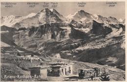 BRIENZER-ROTHORN-BAHN → Wartende Fahrgäste, Ca.1930 - BE Berne