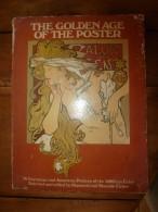 1972  Belles Images Rétros D'affiches  Pour Déco (murale Ou Horizontale) Dim= 31 X 24 Cm (THE GOLDEN AGE OF THE POSTER - Vieux Papiers