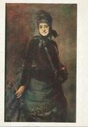 "RUSSIA - RUSSIE - RUSSLAND Leman ""Portrait Of A Lady Behind The Veil"" - Zangers En Musicus"