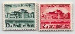 DEUTSCHES REICH, THIRD REICH, 673-74 * MLH, THEATER - Duitsland