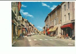 39 COUSANCE Grande Rue , Façade Commerce , Tabac , Voitures - France