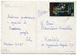 DDR - Postcard Potsdam - [6] Democratic Republic
