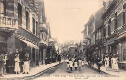 62-LE TOUQUET- PARIS PLAGE- RUE DE LONDRE, ANGLE DE LA RUE ST LOUIS - Le Touquet