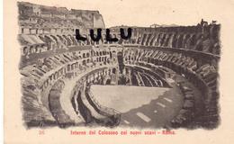 ITALIE : Précursore :  Roma : Interno Del Colosseo Coi Nuovi Scavi - Autres