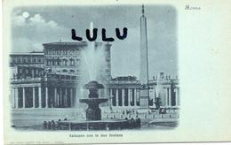 ITALIE : Précursore :  Roma : Vaticano Con Le Due Fontane - Autres