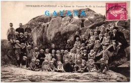 29 PENMARCH SAINT-GUENOLE - La Colone De Vacances N.D. De Lourdes   (Recto/Verso) - Penmarch