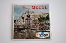 VIEW-MASTER Vintage Reels : Sawyers - Vallée De La Meusse - Original 1960 - Reels - Viewmaster - Stereoviewer - Action Man