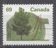 Canada 1994. Scott #1369 (U) Arbre, Tree, Shargbark Hickory * - Used Stamps