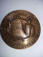 CHATEAU DE RAMBOUILLET - Touristiques