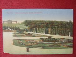 AUSTRIA / WIEN - VIENNA 13. / 1916 - Château De Schönbrunn