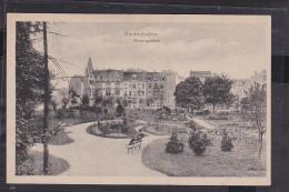 S51 /    Feldpost  / Diedenhofen Rosengarten - Bad Dürkheim - France