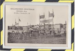 BALANCERIE CENTRALE. - . FOURBIL, AINE - Toulouse