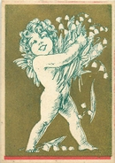 CALENDRIER  1936 Pub Clacquesin  2 Scans - Calendarios