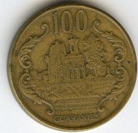 Paraguay 100 Guaranies 1993 KM 177a - Paraguay