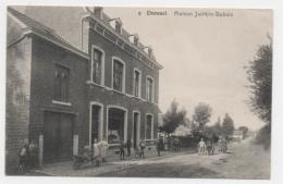 BELGIQUE - Liège, DONCEEL Maison Joirkin-Dubois (voir Descriptif) - Donceel
