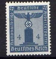 DR Dienstmarken 1934, Mi D 146 * [240916XVII] - Officials