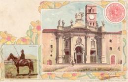 67Man  Italie Roma Precurseur Chiesa Di S. Crocein Gerusalemme é Buttero - Non Classés