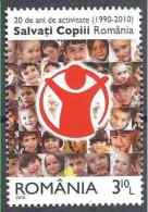 2010 ROUMANIE 5437** Enfants - Nuovi
