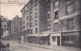93 BONDY   IMMEUBLES H B M Avenue De La République Commerces BLANCHISSERIE  CORDONNERIE - Bondy