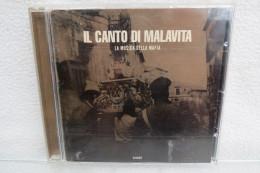 """CD """"IL CANTO DI MALAVITA"""" La Musica Della Mafia - Musik & Instrumente"""