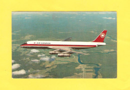 Postcard - Aviation, Air Canada   (23548) - 1946-....: Moderne