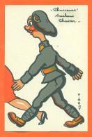 "P REMY - Militaria  "" Chasseurs Sachons Chasser "" Chasseur Alpin - FJC3 - Illustratori & Fotografie"