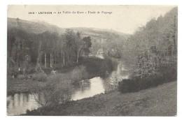CPA - LANNION, LA VALLEE DU GUER, ETUDE DE PAYSAGE - Côtes D' Armor 22 - - Lannion