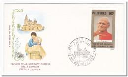 Philipijnen 1981, Visit Pope - Philippines