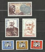 Dahomey N°318 à 323 Neufs** Cote 3.60 Euros - Benin – Dahomey (1960-...)