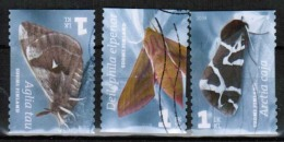 2008 Finland, Butterflies, Complete Used Set.