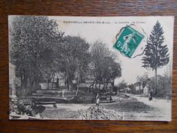 """52.HAUTE MARNE.CPA VARENNES SUR AMANCE.""""la Louvière - Le Château"""". - France"""